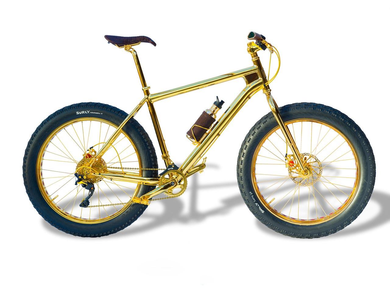 золотой велосипед фото дрался всеми