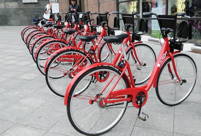 прокат велосипедов в Королеве Мытищах Балашихе