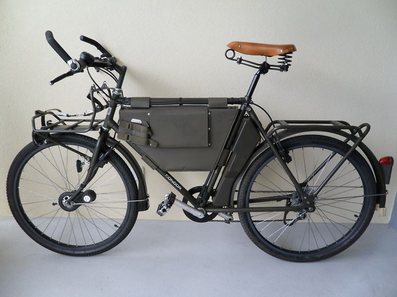 Велосипеды для швейцарской армии
