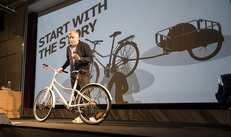 Sladda велосипед от Ikea