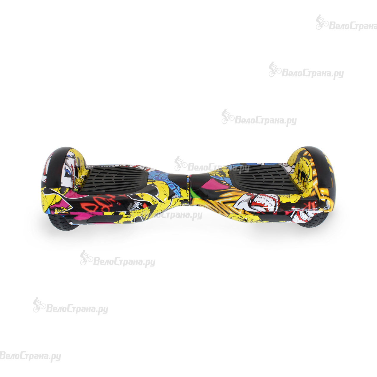 Гироскутер Hoverbot A-3 LED Yellow multicolor