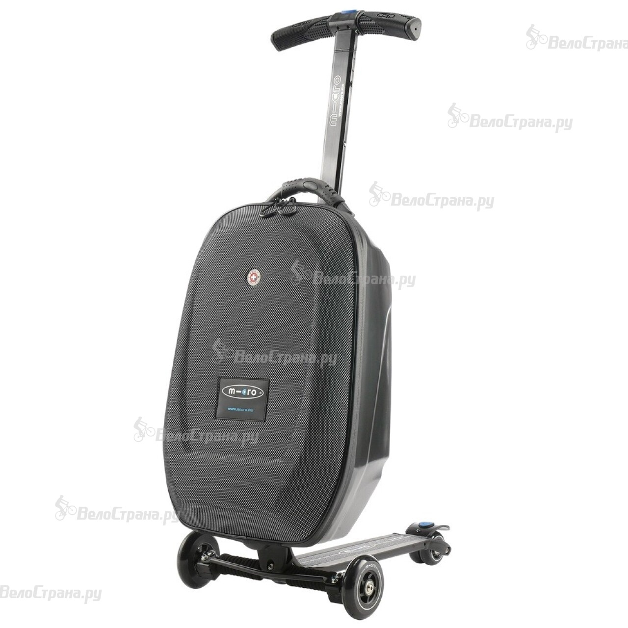 Самокат Micro LUGGAGE 2 (ML0005)