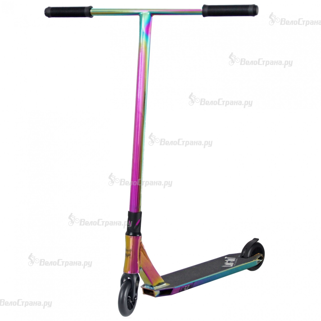 Самокат Limit LMT01 STUNT SCOOTER NEO CHROME