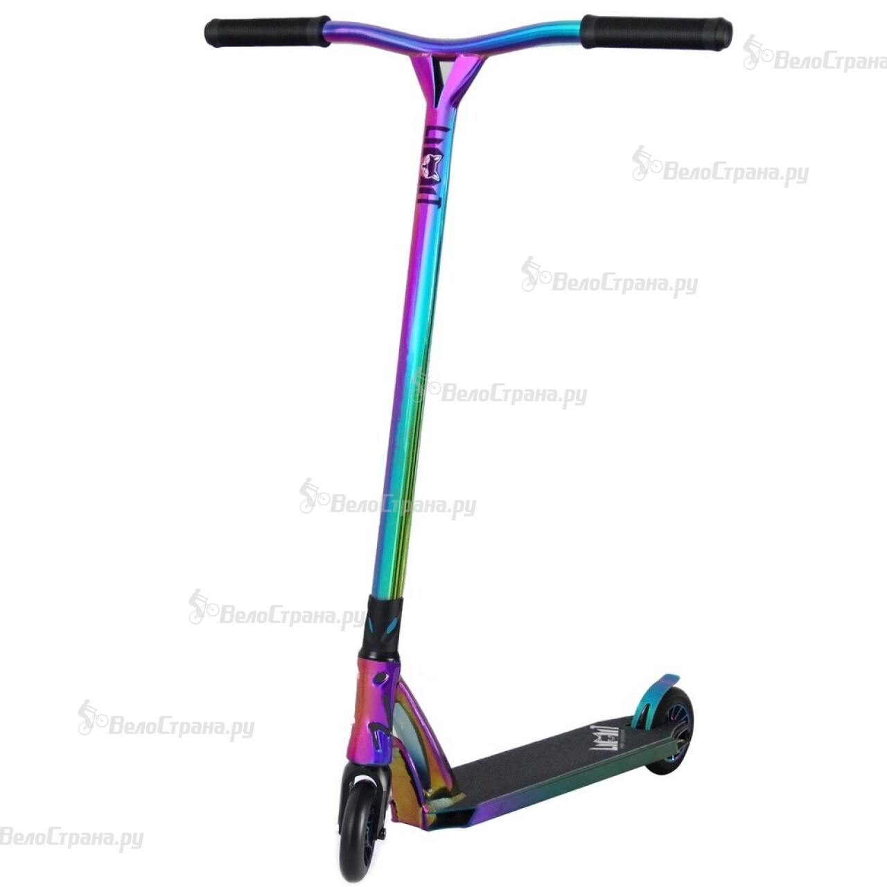 Самокат Limit LMT06 PRO STUNT SCOOTER NEO CHROME limit lmt 06 pro stunt scooter