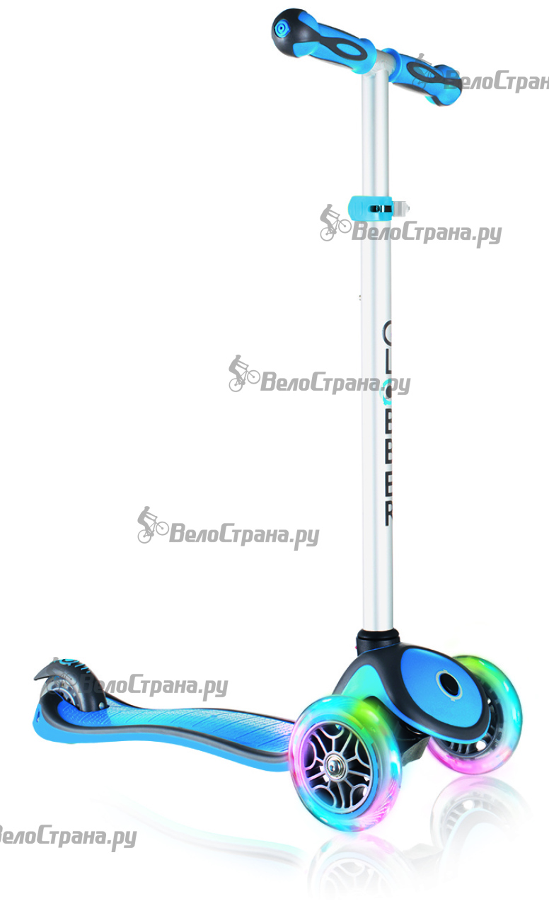 Самокат Globber Primo Plus Lights