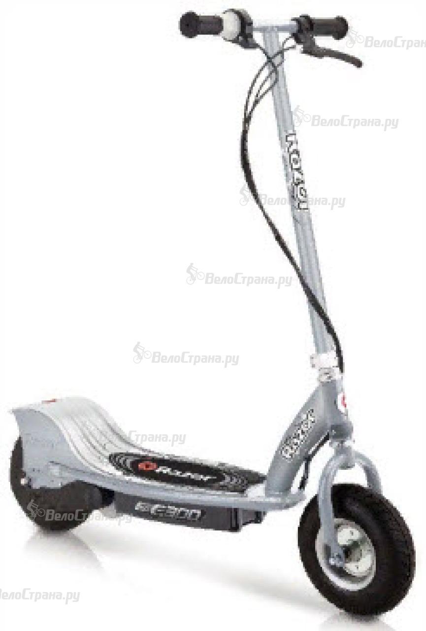 Электросамокат с сиденьем Razor E300S электросамокат pat drive s