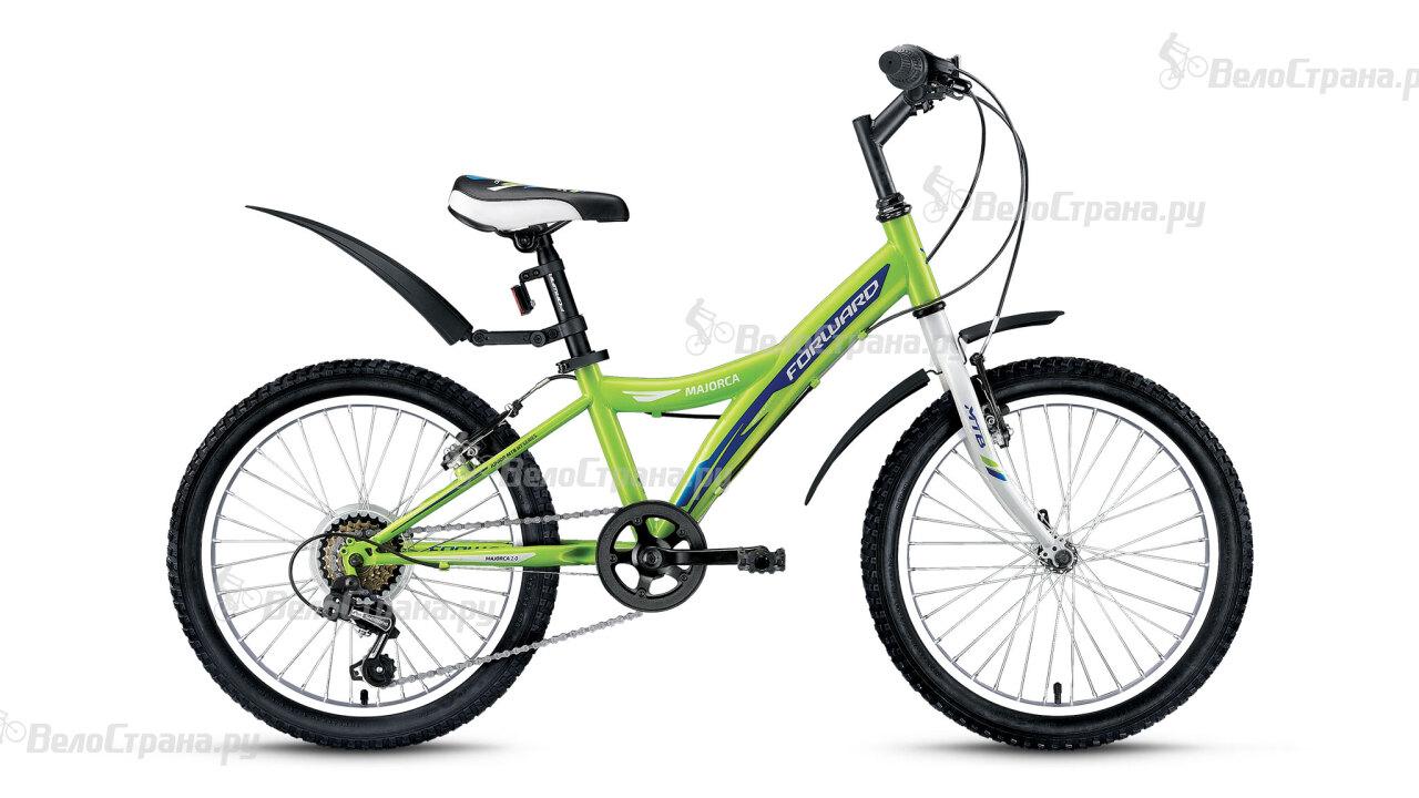Велосипед Forward Majorca 2.0 (2016) велосипед forward terra 1 0 2016 18 navy white