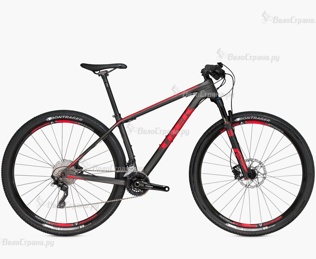 Велосипед Trek Superfly 9.6 29 (2016)