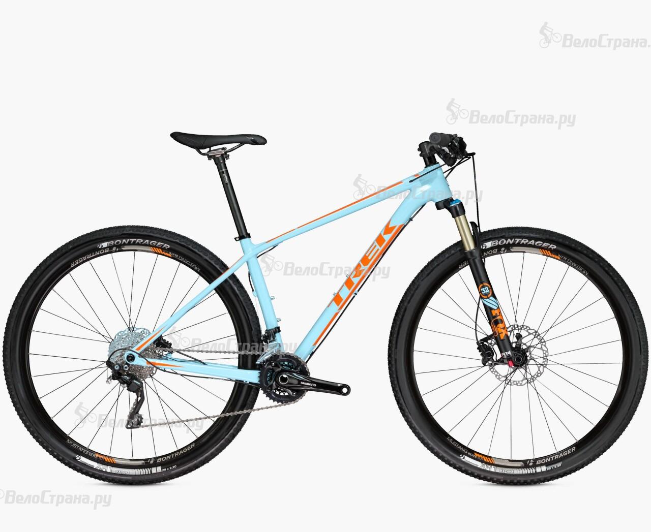 Велосипед Trek Superfly 7 29 (2016) велосипед trek marlin 4 29 2017
