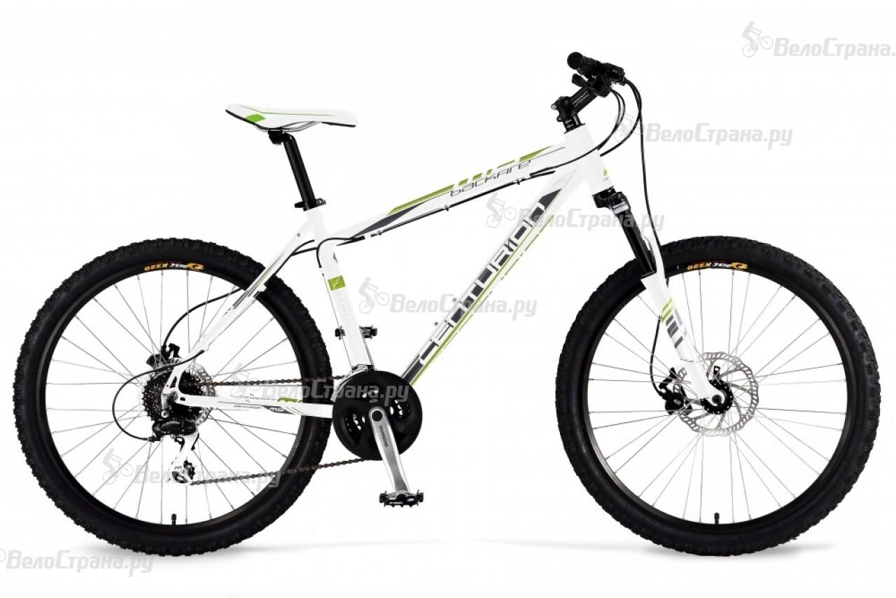 Велосипед Centurion Backfire M6-HD (2013) сервер lenovo x3250 m6 3943e6g