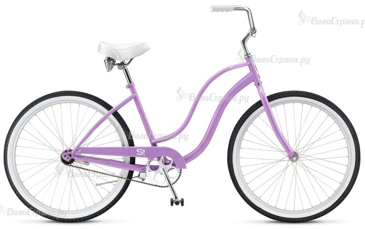 Велосипед Schwinn Cruiser One women (2014) indian kinky straight hair weave 3 bundles grace hair products afro kinky curly hair water wave full lace human hair wigs kbl