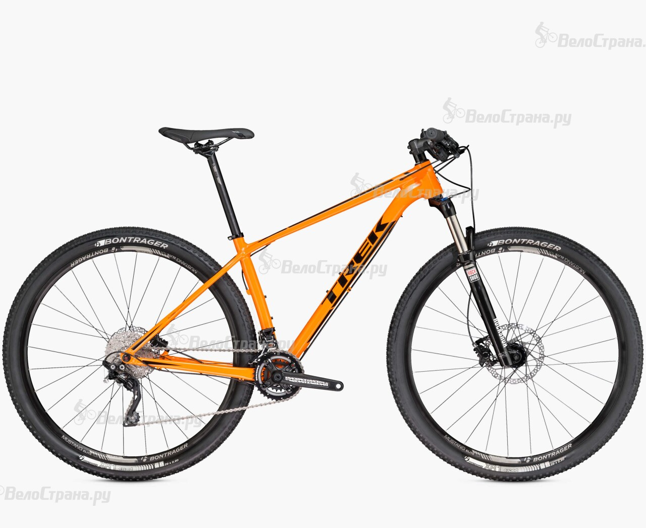 Велосипед Trek Superfly 5 27,5 (2016)