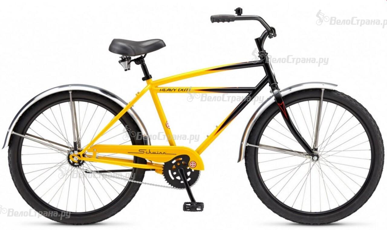 Велосипед Schwinn Heavy Duti (2015) велосипед schwinn slik chik 2015