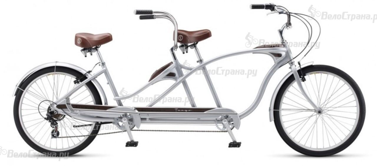 Велосипед Schwinn Tango Tandem (2013) крепление peruzzo roma tandem 500604