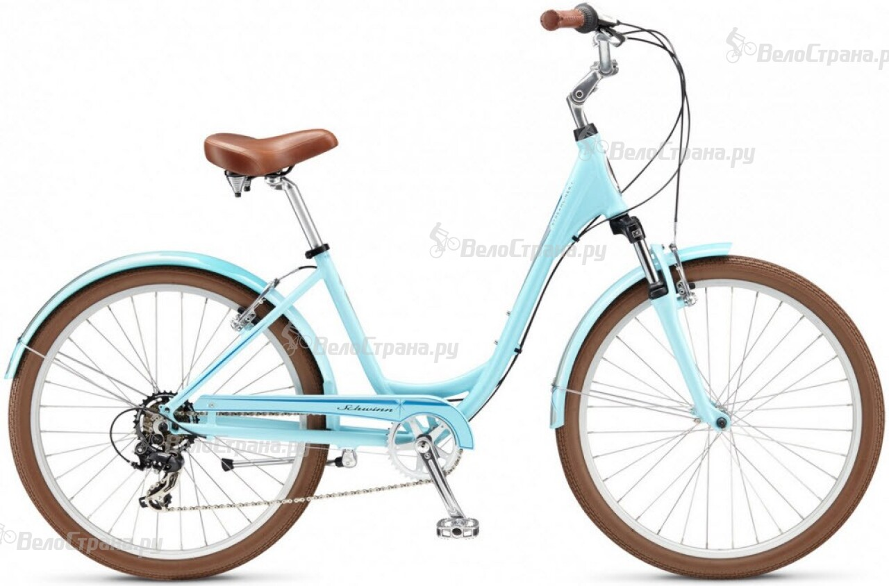 Велосипед Schwinn Streamliner 1 step-thru (2015) велосипед schwinn sprite 2015