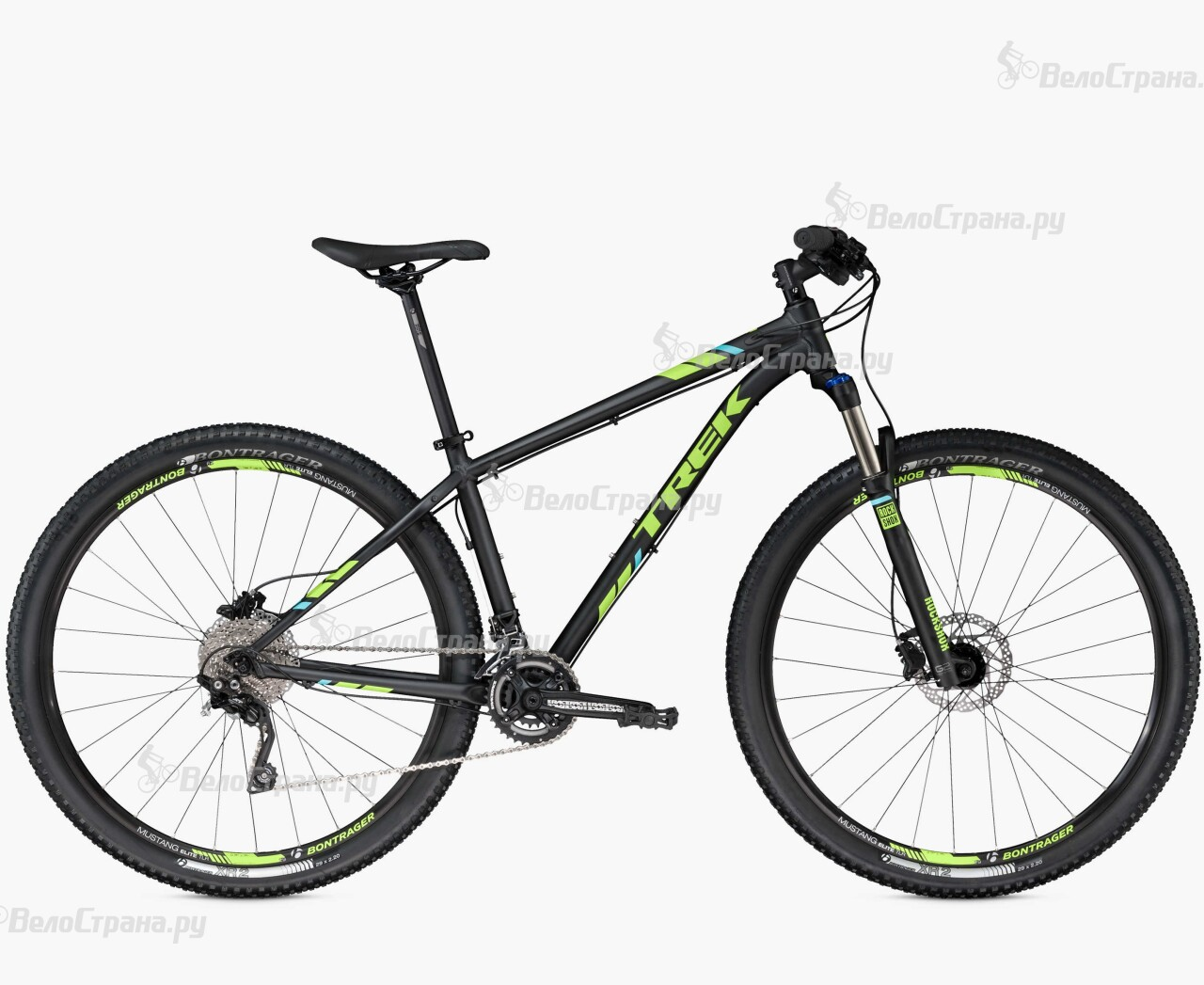 Велосипед Trek X-Caliber 9 27,5 (2016)