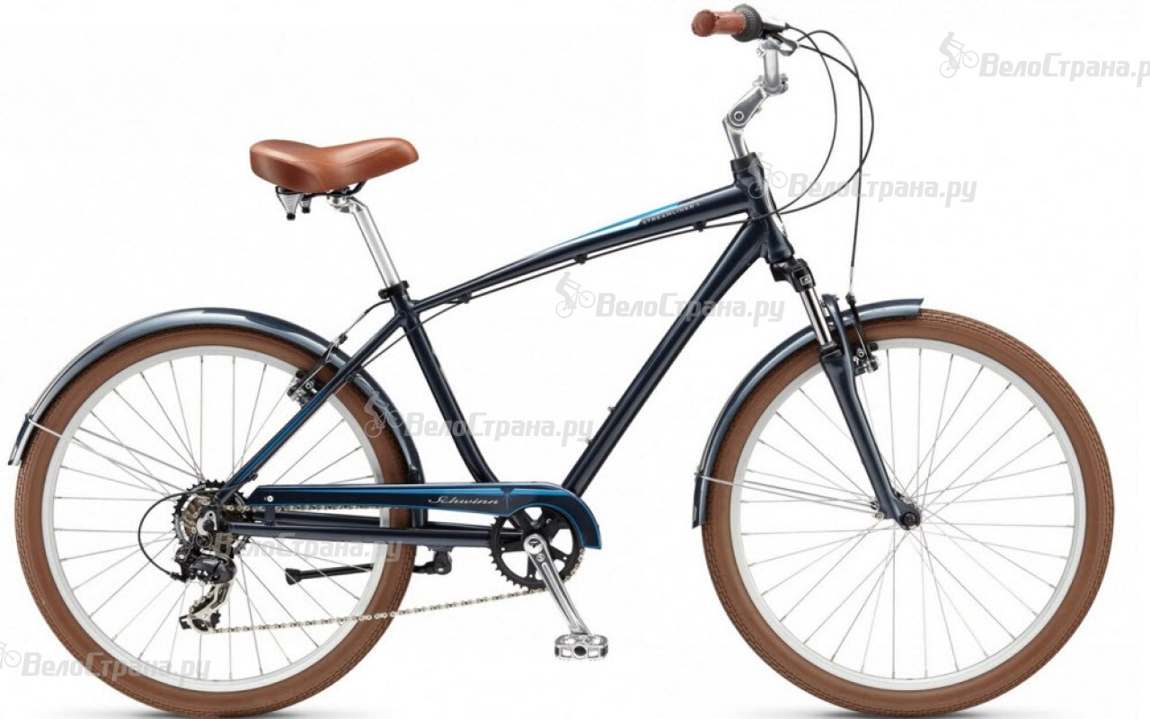 Велосипед Schwinn Streamliner 1 (2015) велосипед schwinn streamliner 2 step thru 2015