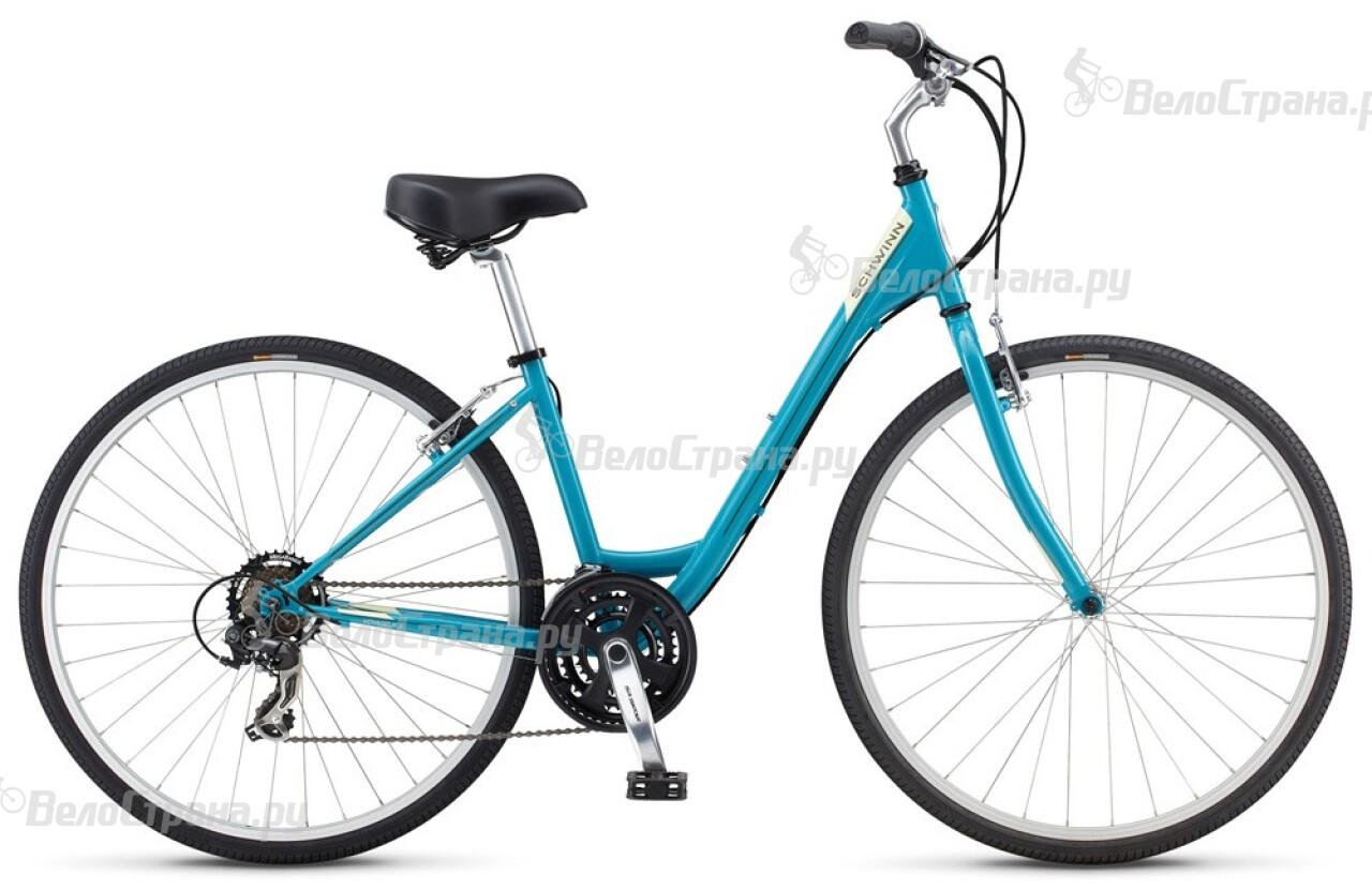 Велосипед Schwinn Voyageur 3 women (2014)