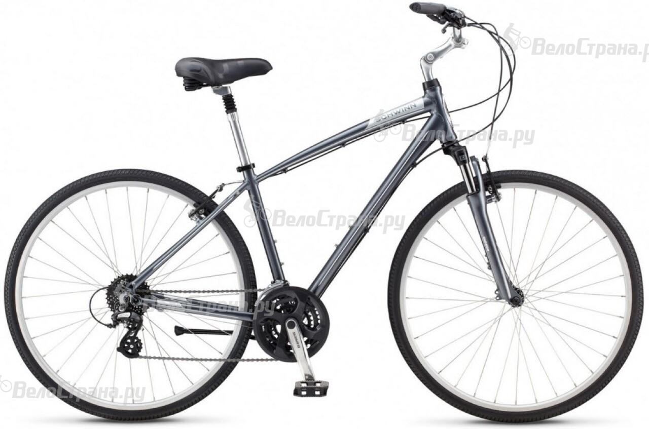 Велосипед Schwinn Voyageur 1 (2015) велосипед schwinn voyageur 1 step thru 2015
