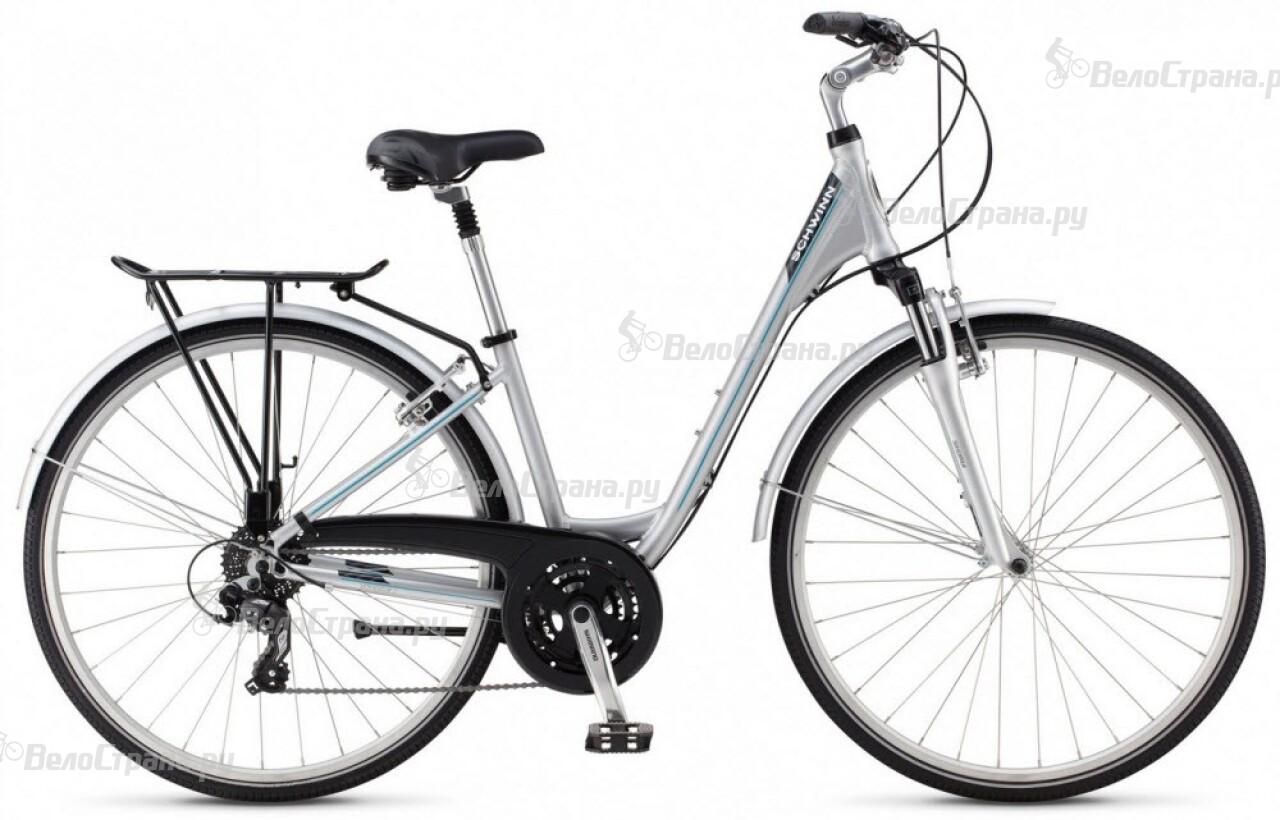 Велосипед Schwinn Voyageur 1 commute step-thru (2015)