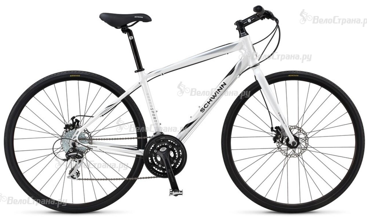 Велосипед Schwinn Super Sport 2 disc women (2014)