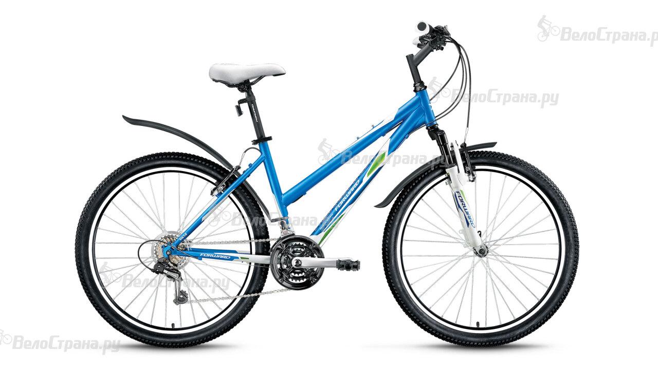 Велосипед Forward Iris 1.0 (2016) велосипед forward terra 1 0 2016 18 navy white