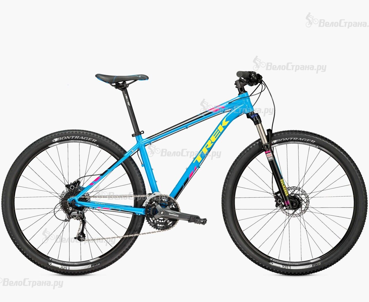Велосипед Trek X-Caliber 7 27,5 (2016)