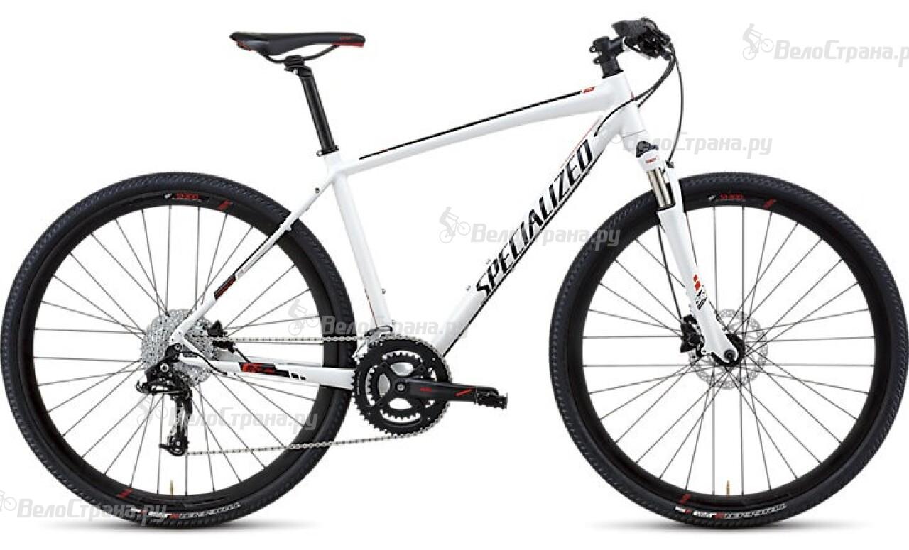 Велосипед Specialized CROSSTRAIL COMP DISC (2013) велосипед specialized crosstrail elite disc 2014