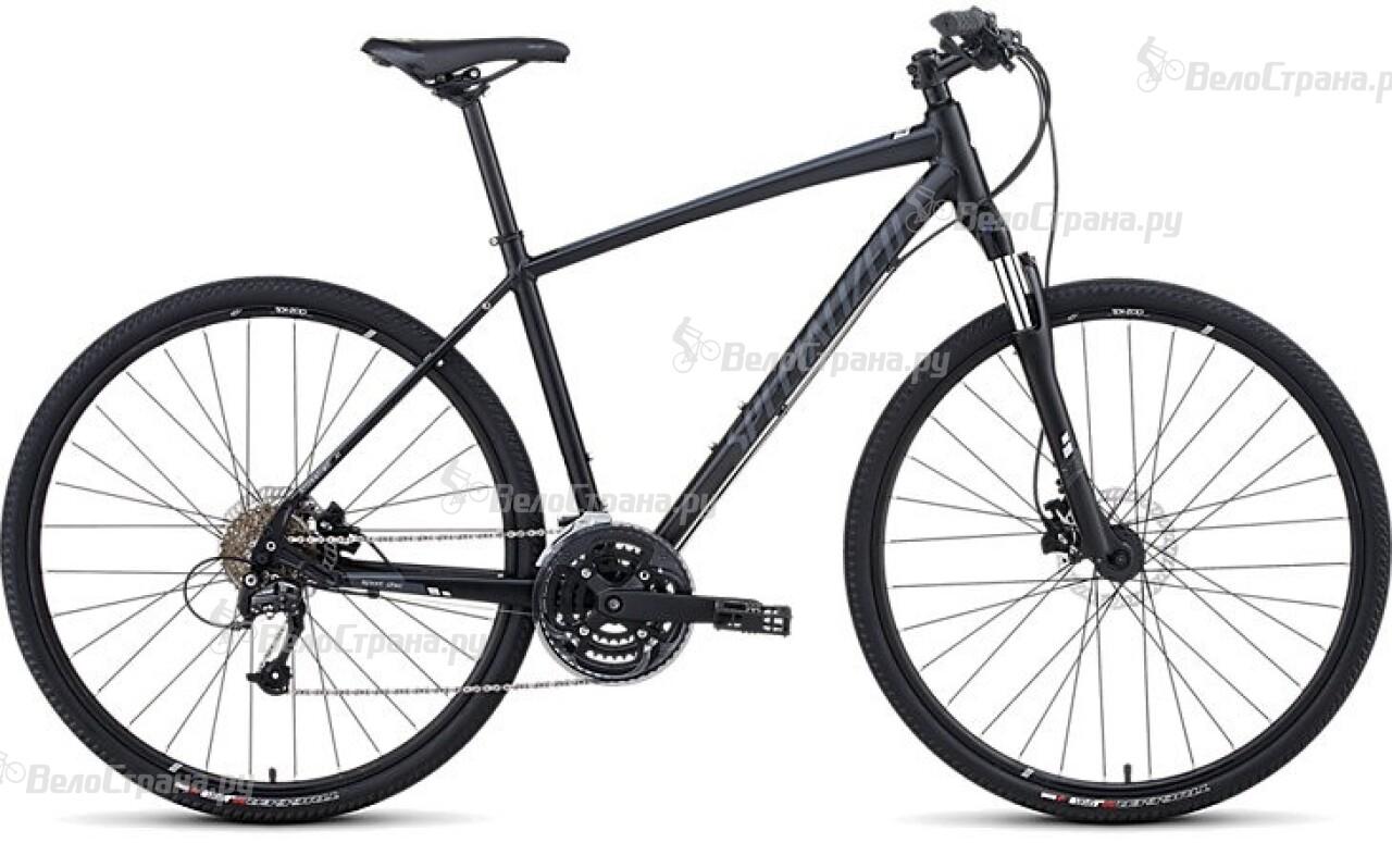 Велосипед Specialized CROSSTRAIL SPORT DISC (2013) велосипед specialized crosstrail elite disc 2014