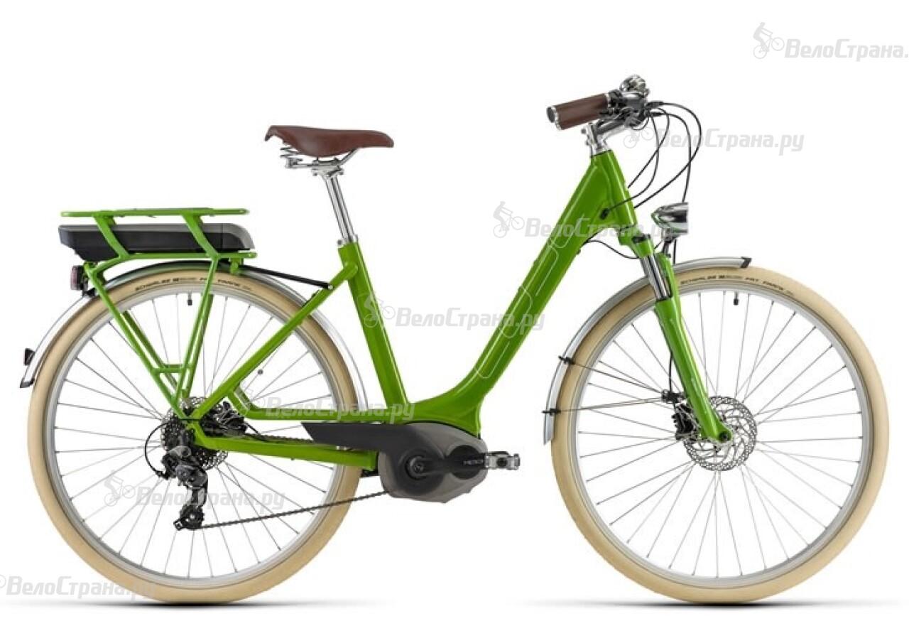 Велосипед Cube TOWN GTC HYBRID (2014) велосипед cube town gtc hybrid 2014