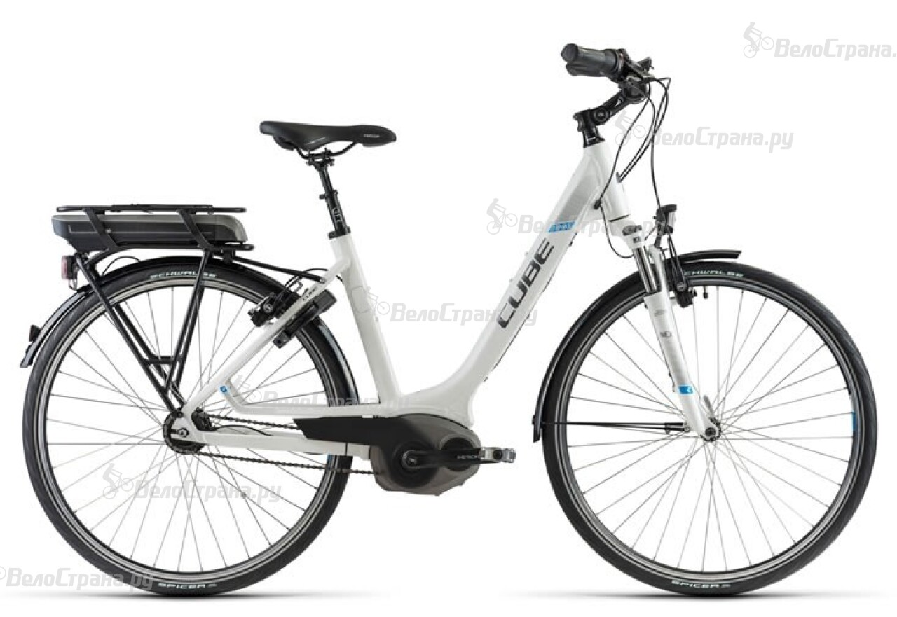 Велосипед Cube TRAVEL ULS HYBRID (2014)