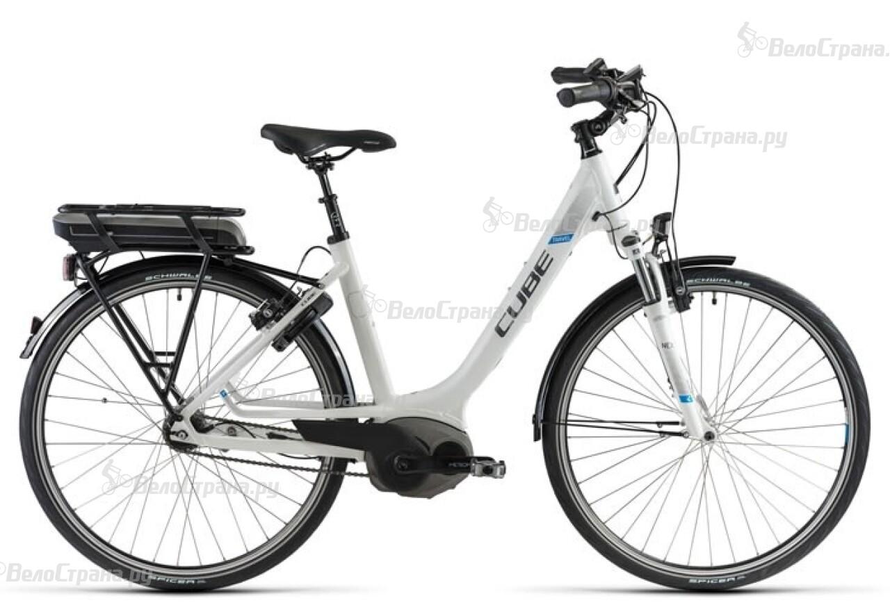 Велосипед Cube TRAVEL ULS RT HYBRID (2014) велосипед cube town gtc hybrid 2014