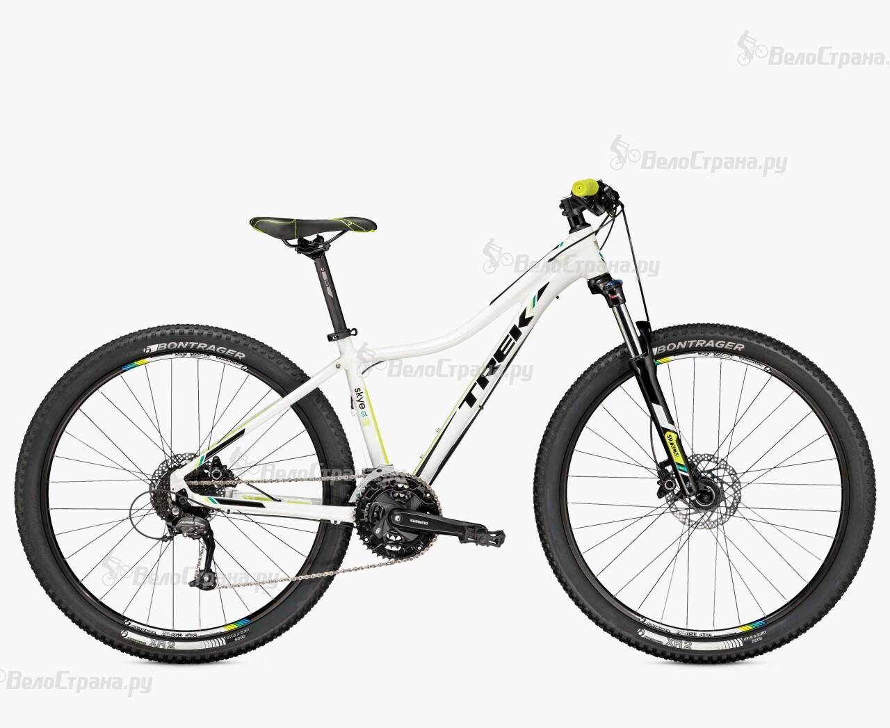все цены на Велосипед Trek Skye SL 27,5 (2016) онлайн