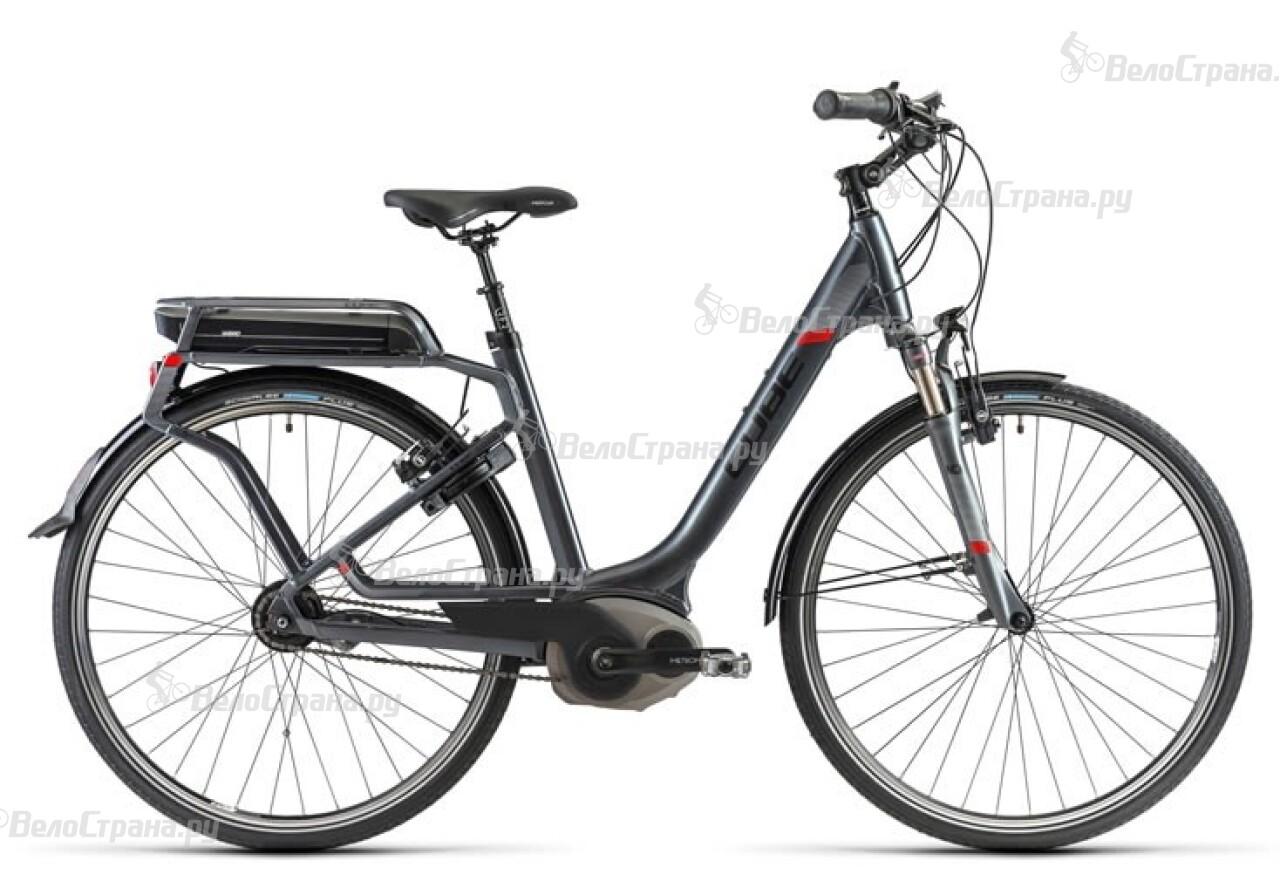 Велосипед Cube TRAVEL ULS PRO RT HYBRID (2014) велосипед cube town gtc hybrid 2014