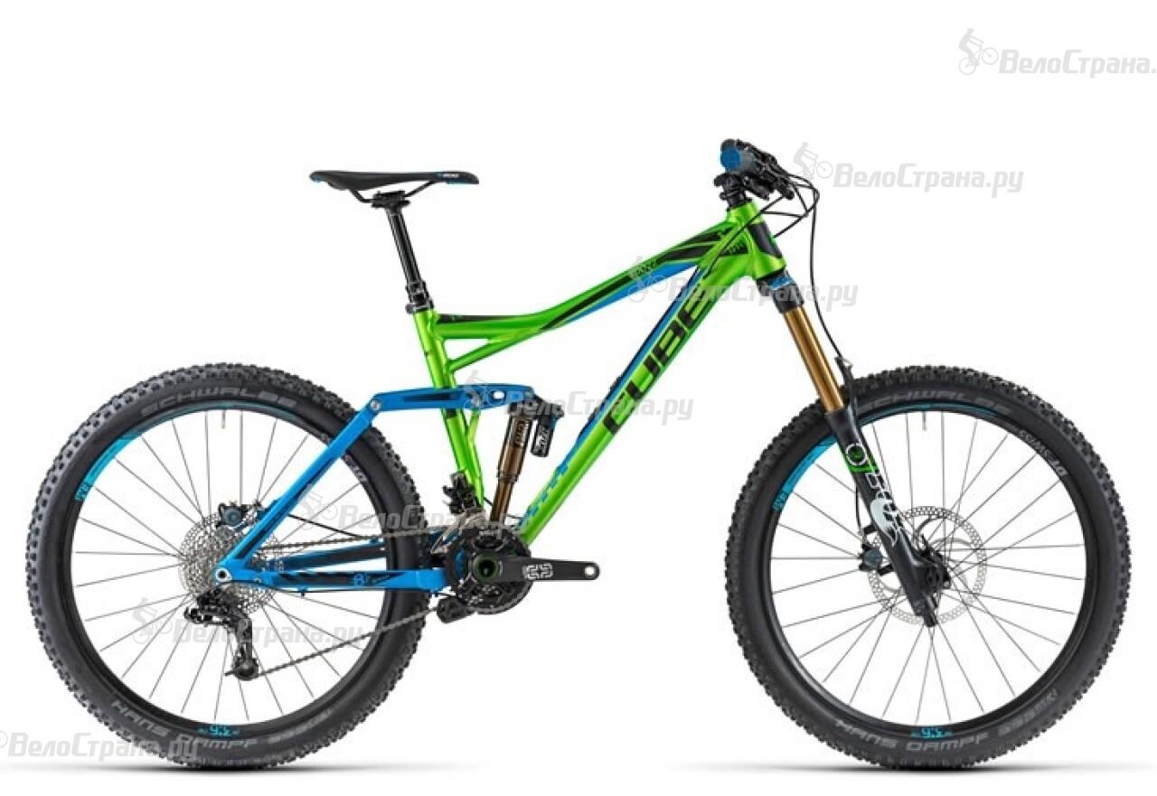 Велосипед Cube FRITZZ 180 HPA 26 SL (2014) велосипед cube fritzz 180 hpa sl 27 5 2015