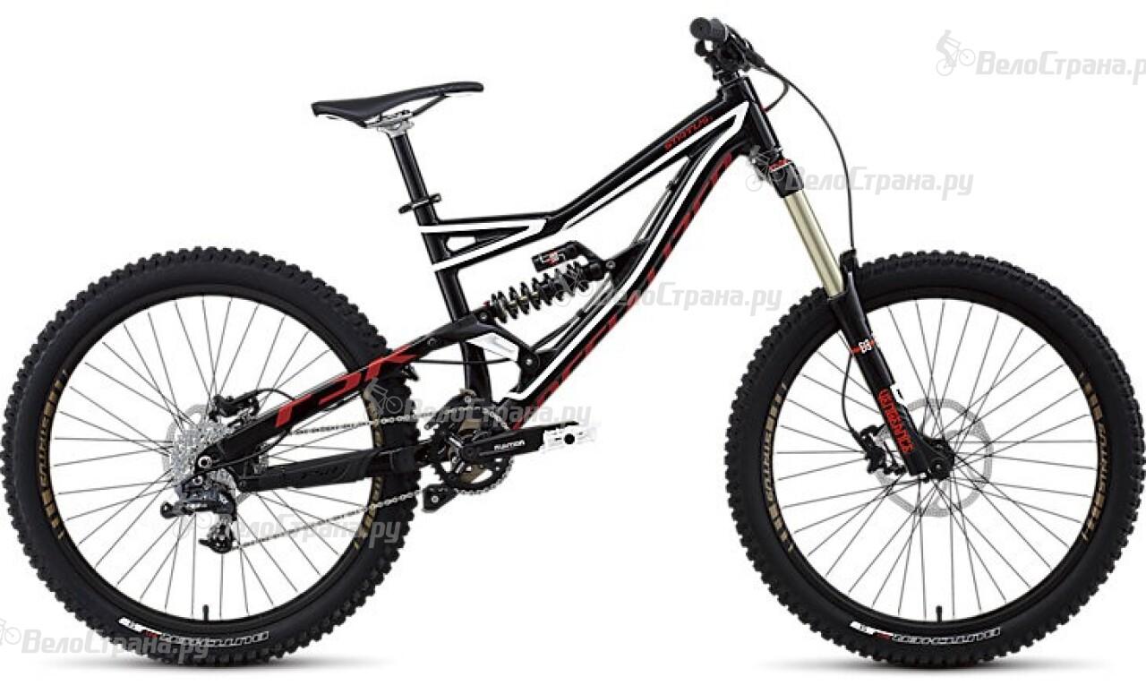 Велосипед Specialized STATUS I (2013) велосипед specialized demo 8 fsr i 2016