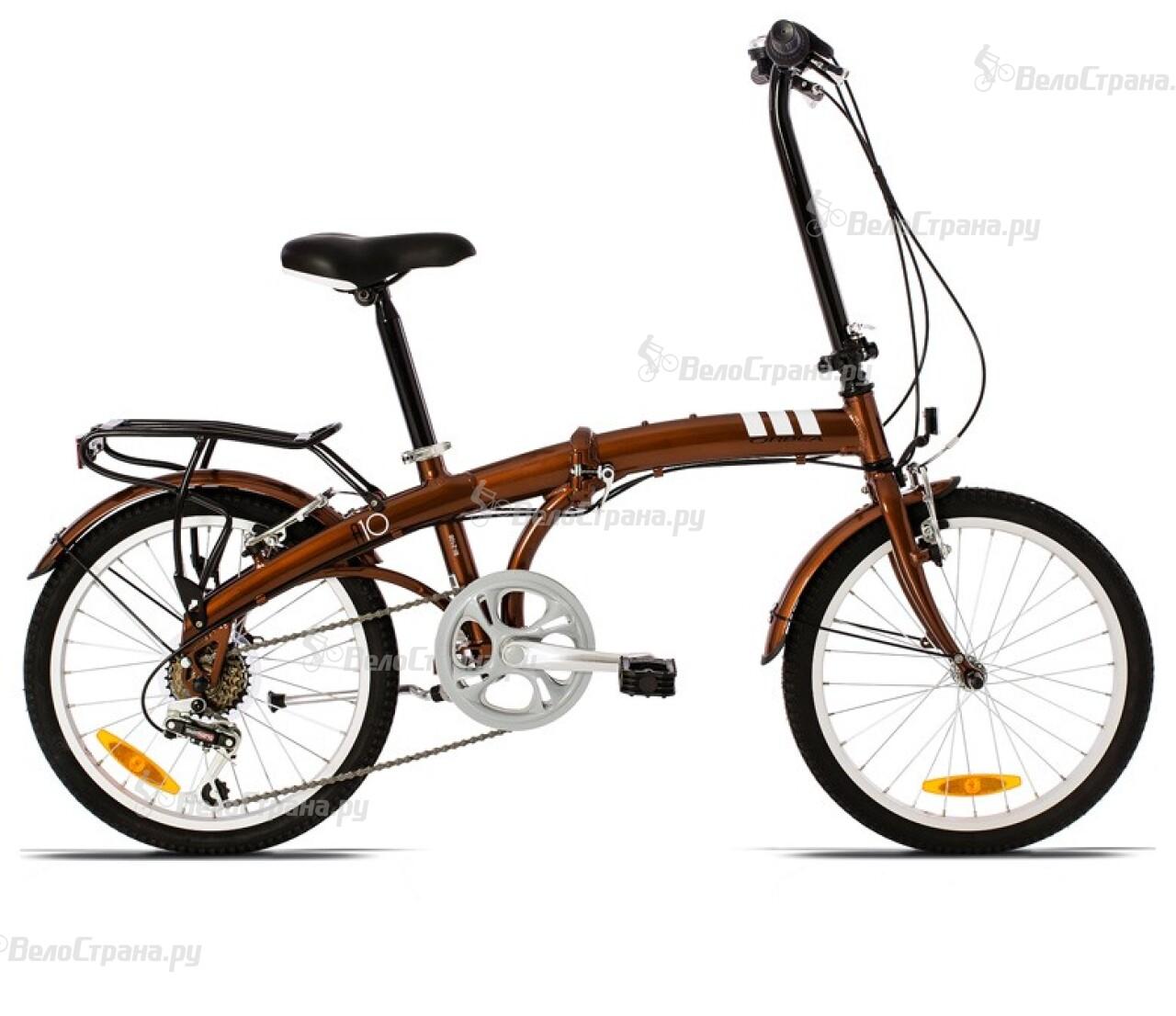 Велосипед Orbea Folding A10 (2013)