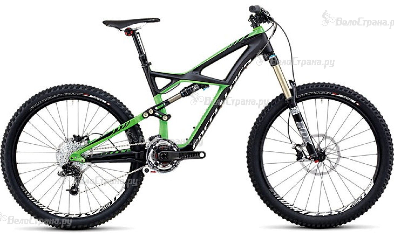 Велосипед Specialized ENDURO EXPERT CARBON (2013) велосипед challenger enduro lux fs 26 d серо оранжевый 20
