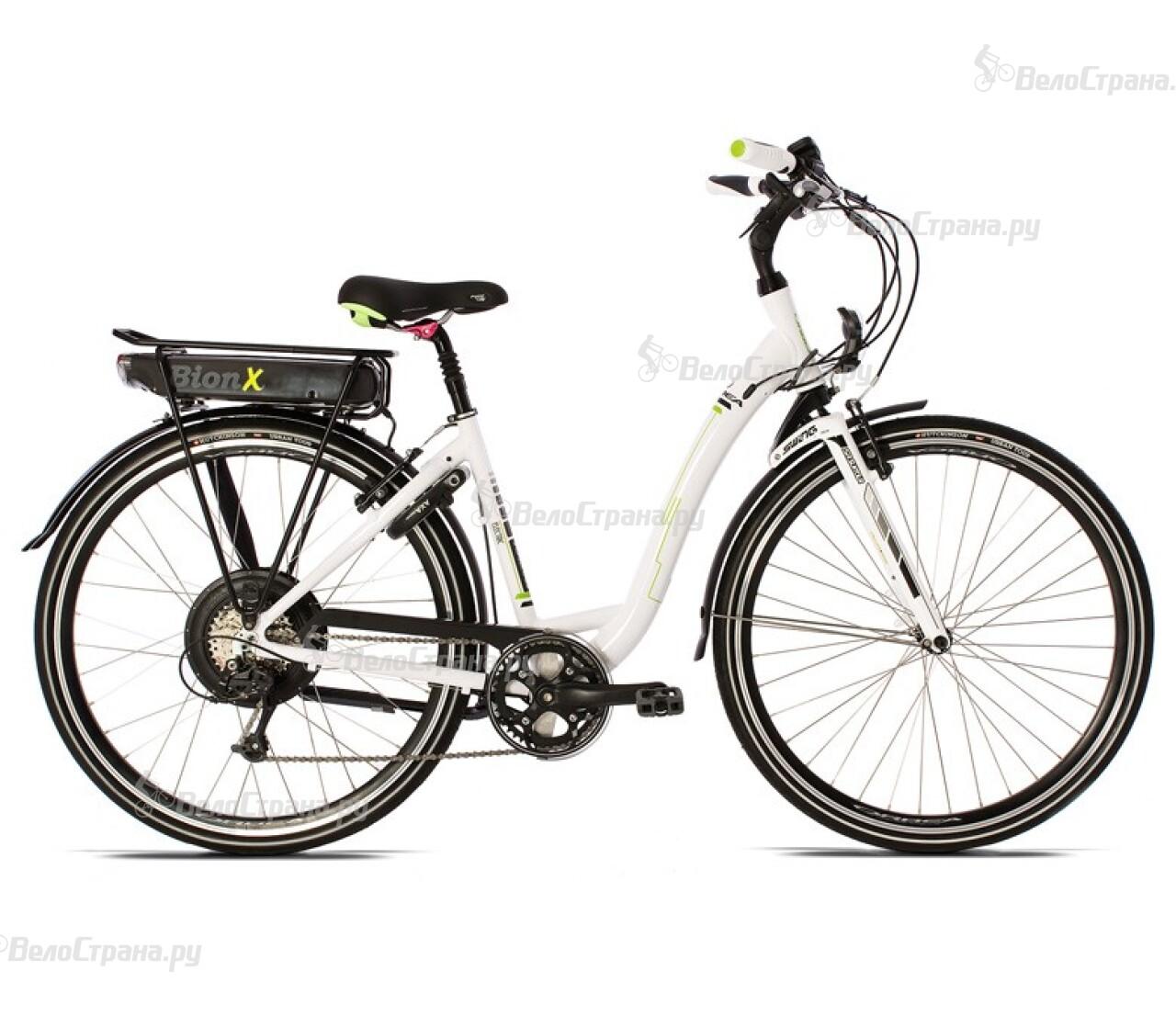 Велосипед Orbea Boulevard Uni Electric (2013) велосипед orbea boulevard 10 2014