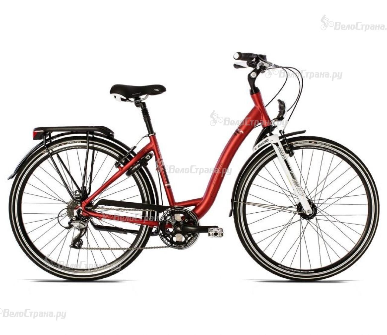 Велосипед Orbea Boulevard 30 (2014)