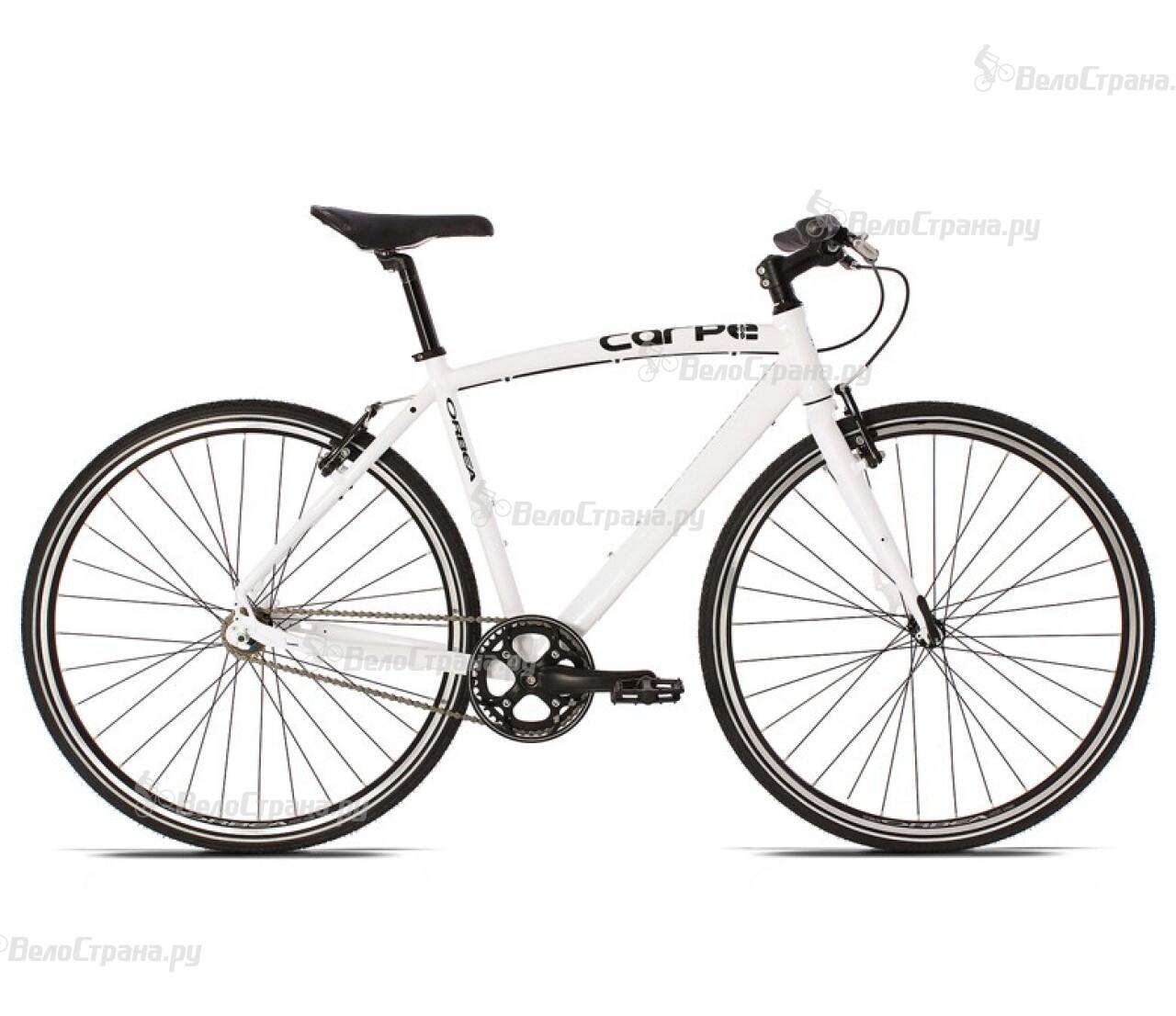 Велосипед Orbea Carpe H60 (2013) велосипед orbea alma h60 dama 2013
