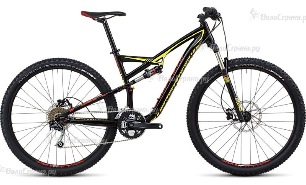 Велосипед Specialized CAMBER 29 (2013)