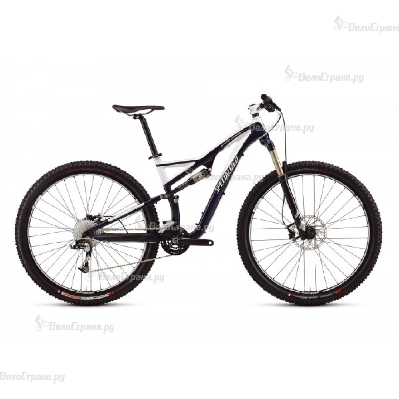 Велосипед Specialized STUMPJUMPER FSR COMP 29 (2013) manitou marvel comp 29