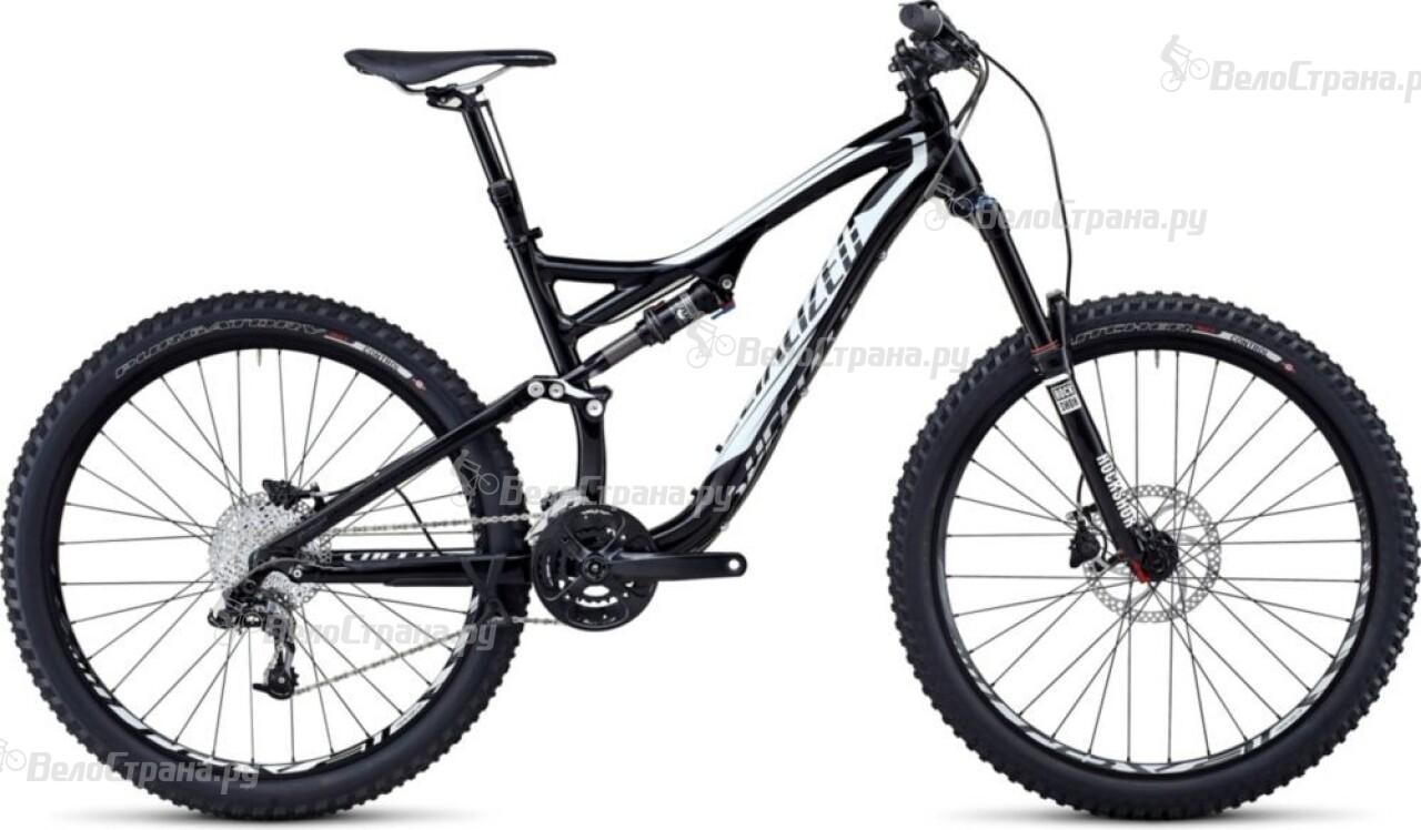Велосипед Specialized STUMPJUMPER FSR COMP EVO (2013)