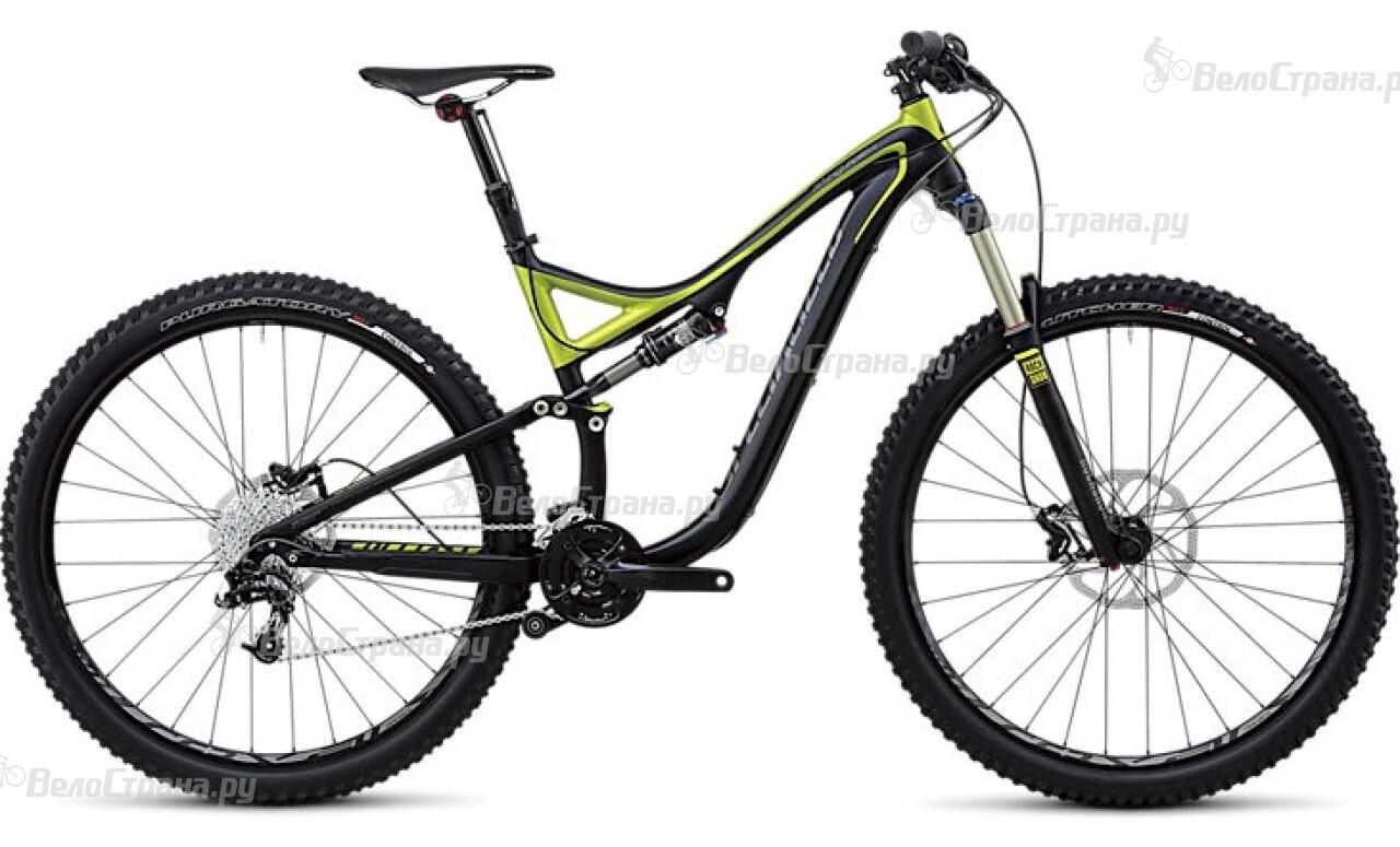 Велосипед Specialized STUMPJUMPER FSR COMP EVO 29 (2013)