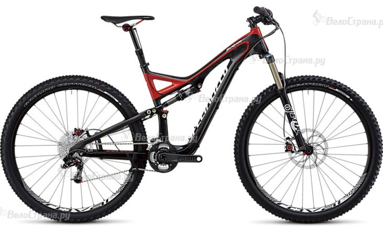 Велосипед Specialized STUMPJUMPER FSR EXPERT CARBON 29 (2013) блесна mepps aglia cu mouche rouge 00 camo3rg005