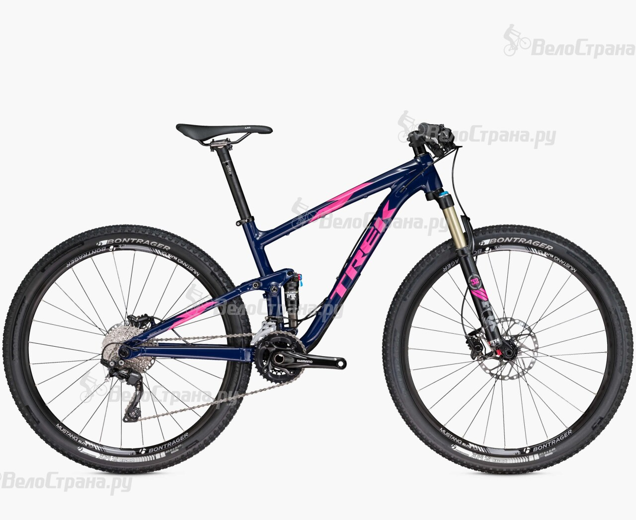 Велосипед Trek Top Fuel 8 Women's 27,5 (2016) велосипед trek fuel ex 9 29 2017