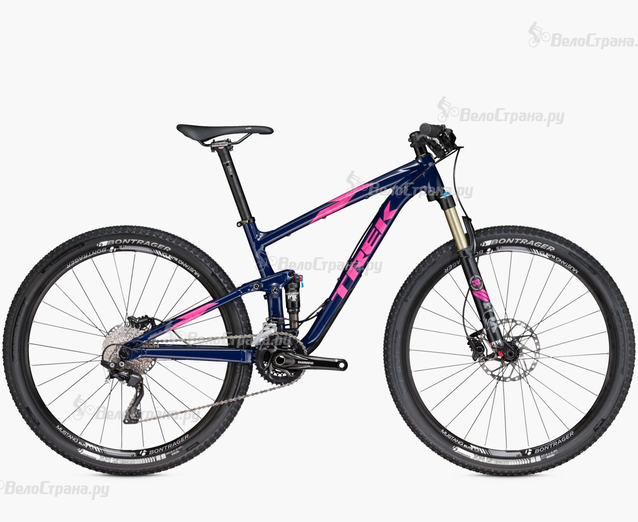 Велосипед Trek Top Fuel 8 Women's 29 (2016) велосипед trek fuel ex 9 29 2017