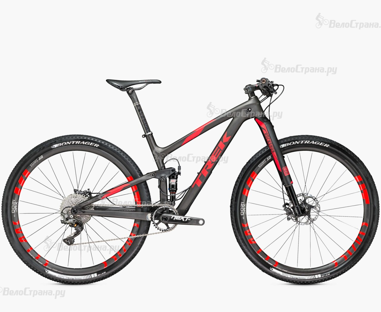 Велосипед Trek Top Fuel 9.9 SL 27,5 (2016)