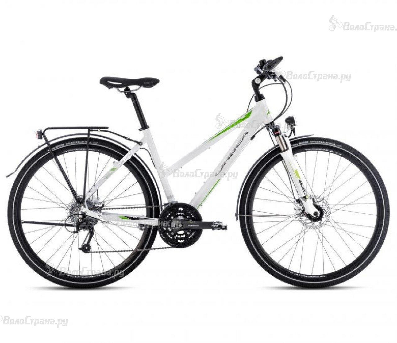 Велосипед Orbea Travel H20 Dama (2014)